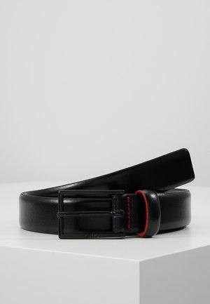 GILDOR - Pásek - black