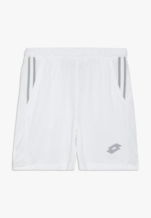 TENNIS TEAMS SHORT - Pantaloncini sportivi - brilliant white
