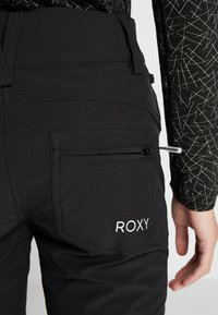 Roxy - CREEK SHORT - Ski- & snowboardbukser - true black - 4