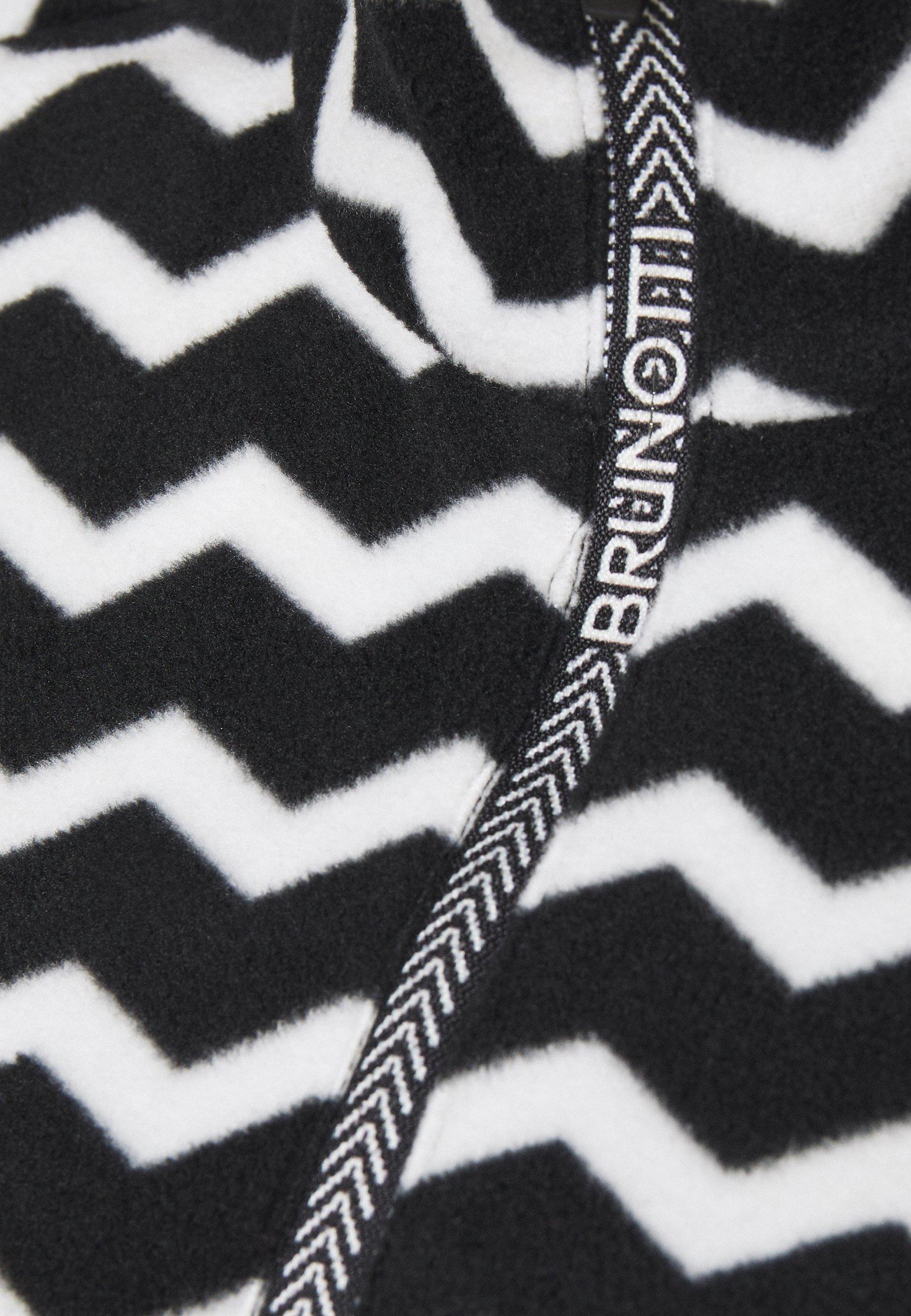 Brunotti MISMA WOMEN  - Fleece jumper - black DL3ly