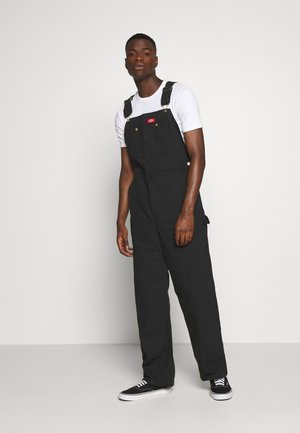 BIB OVERALL - Overall /Buksedragter - black
