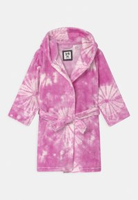 Cotton On - GIRLS HOODED LONG SLEEVE GOWN - Dressing gown - purple paradise - 0