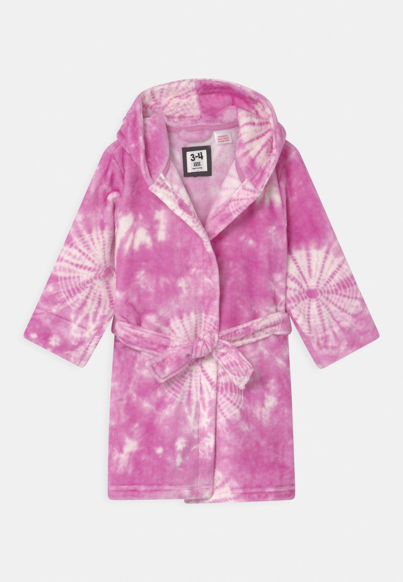 Cotton On - GIRLS HOODED LONG SLEEVE GOWN - Dressing gown - purple paradise