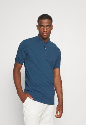 SLHSOHO OVERDYE - Poloshirt - insignia blue