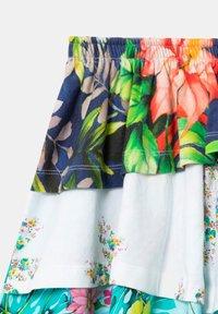 Desigual - FAL_CURIE - Mini skirt - white - 3