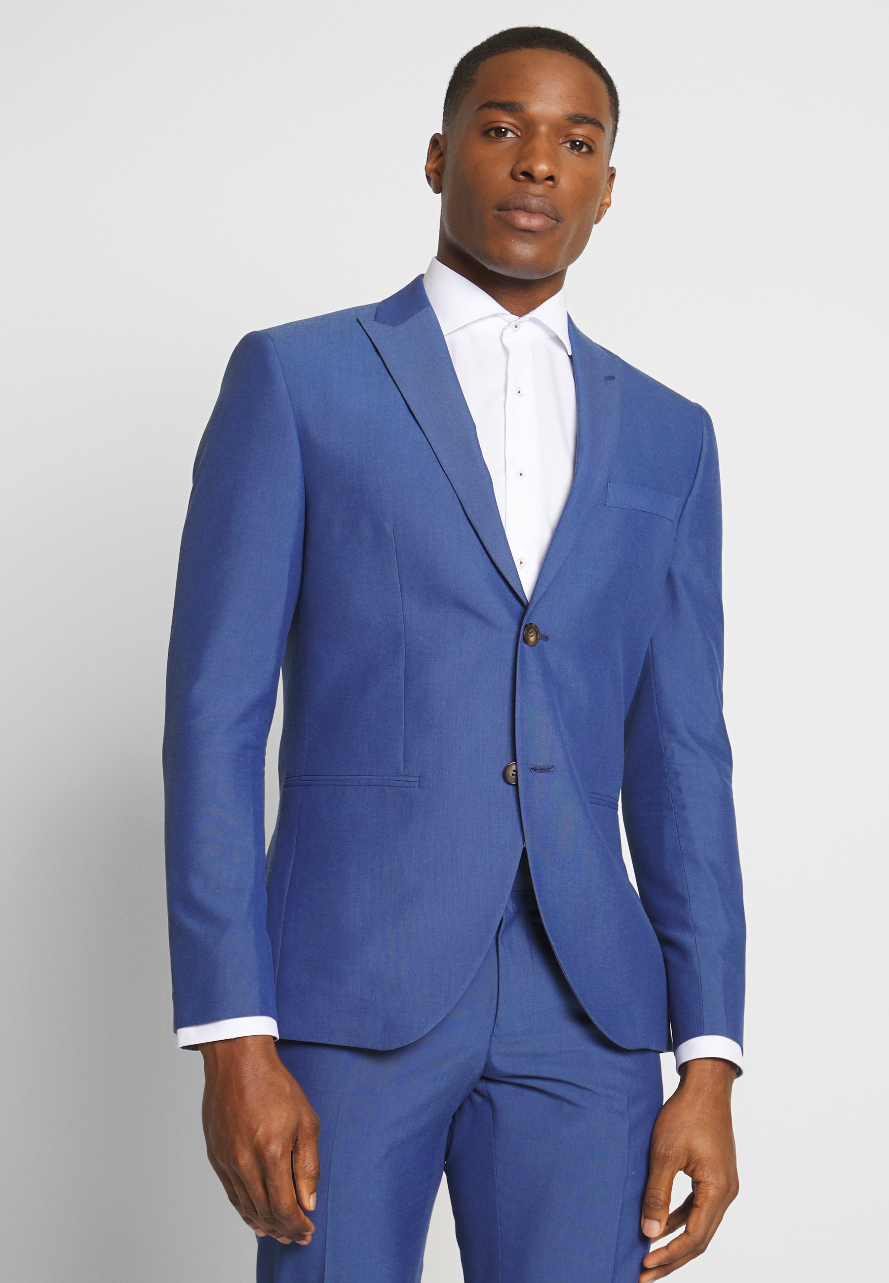 Isaac Dewhirst Pain Suit - Anzug Blue