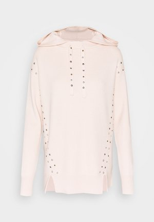 Bluza z kapturem - cream