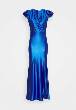 FLARE SLEEVE MAXI DRESS - Occasion wear - electric blue
