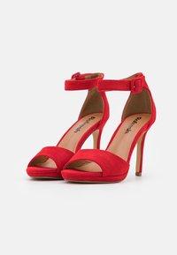 Refresh - Sandales - red - 2
