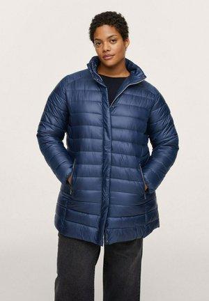 ANORAK - Winter coat - dunkles marineblau