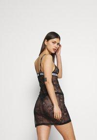 Moschino Underwear - PETTICOAT - Nightie - black - 2