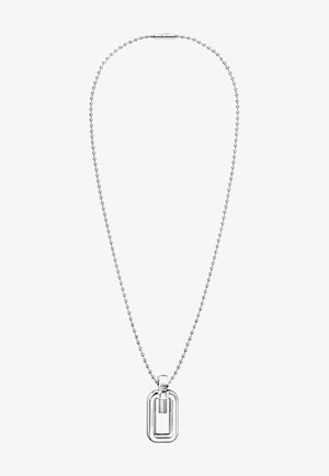 CATALYZE - Halskette - silber