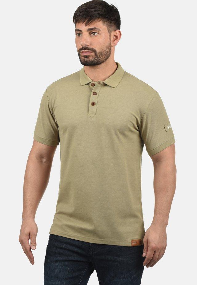 TRIPPOLO - Polo shirt - sand melan