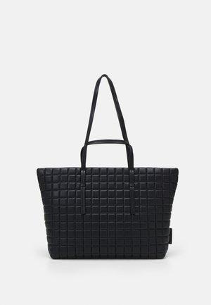 SHOPPER BAG SET - Velká kabelka - black