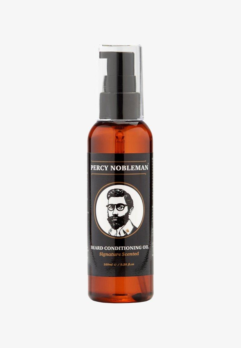 Percy Nobleman - BEARD OIL - Beard oil - signature scented