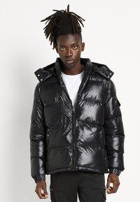 Brave Soul - JARED - Winter jacket - black - 0