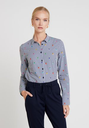 DANIA - Button-down blouse - dark blue