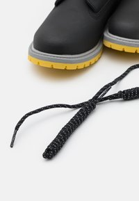 Timberland - 6IN HERT CUPSOLE - Lace-up ankle boots - black helcor - 5