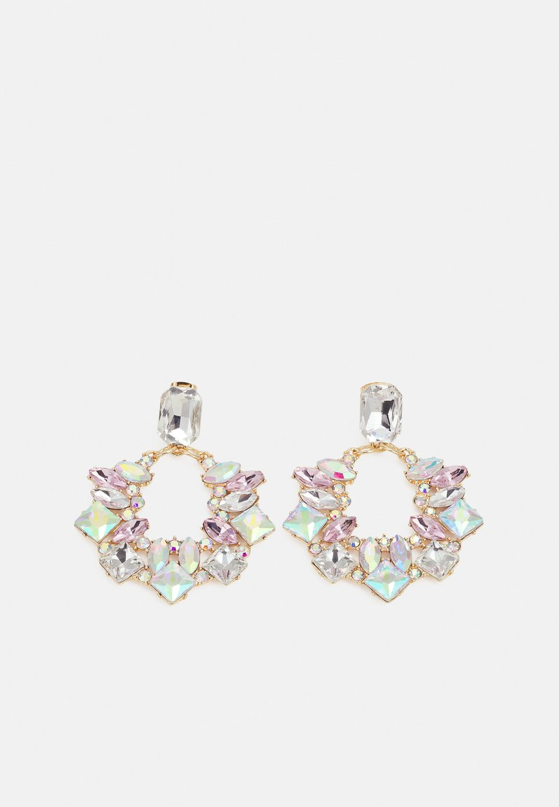 Fire & Glory - FGCARMEX EARRINGS - Pendientes - gold-coloured