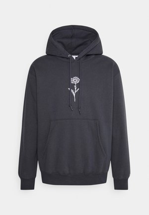 NEW GROWTH HOOD UNISEX - Hoodie - french navy