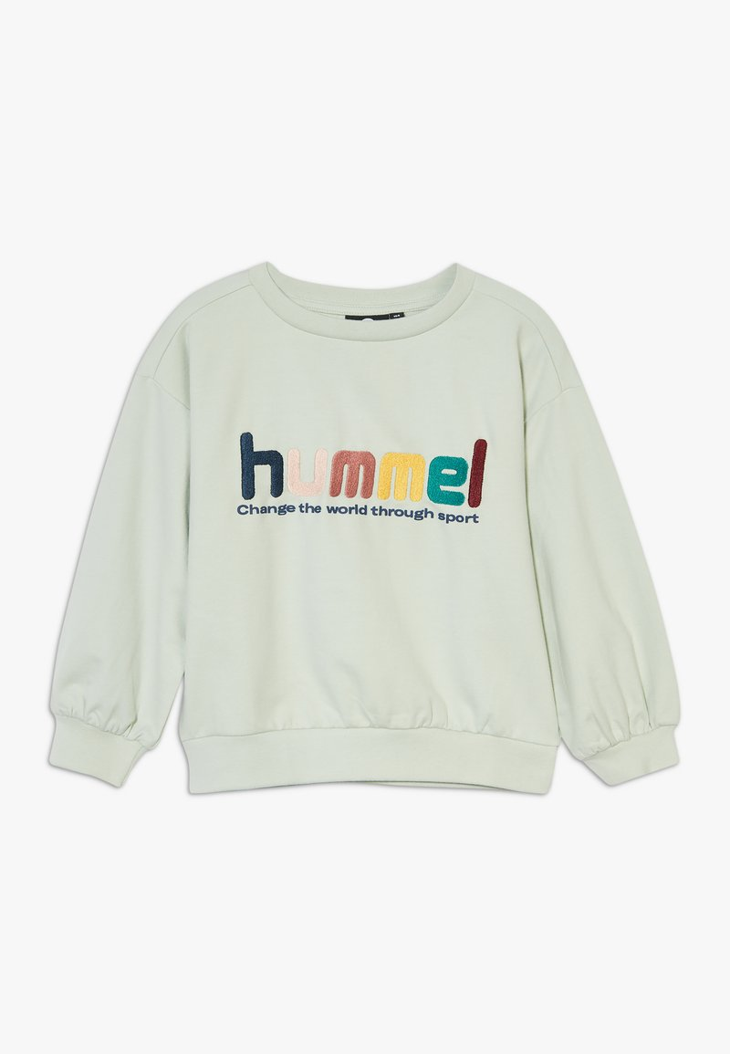 Hummel - HMLMYNTE  - Sweater - sea foam