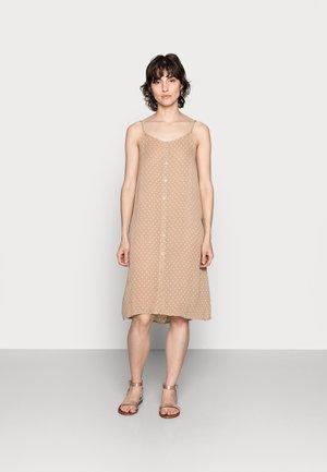 KALERA AMBER DRESS - Kjole - classic sand