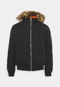 Schott - POWELL - Winter jacket - black - 7