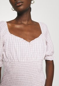 Abercrombie & Fitch - MIMOSA BLOUSE - Blouse - white - 7