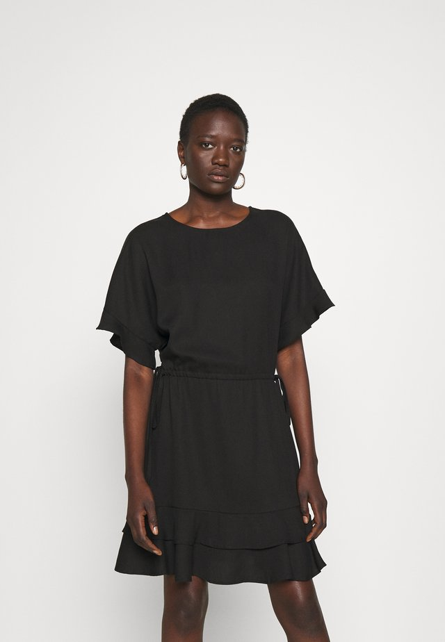 PRALENZA UDINE DRESS - Day dress - black