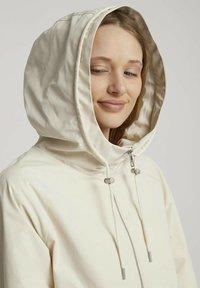 TOM TAILOR DENIM - Summer jacket - light beige - 3