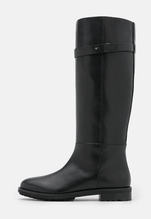 GARIBO - Vysoká obuv - nero