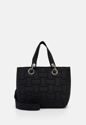 TRAVEL QUILT  - Handbag - black
