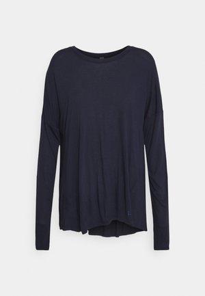 EASY PEAZY - Langarmshirt - navy blue