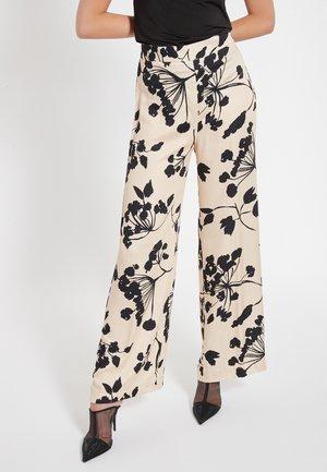 CARSA - Trousers - beige