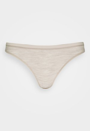 SIREN THONG - Thong - fawn heather