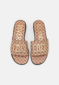 River Island - Mules - brown/light - 5