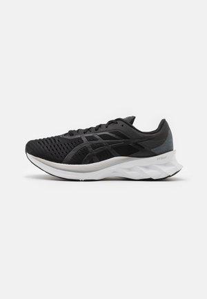 NOVABLAST - Neutral running shoes - carrier grey/black