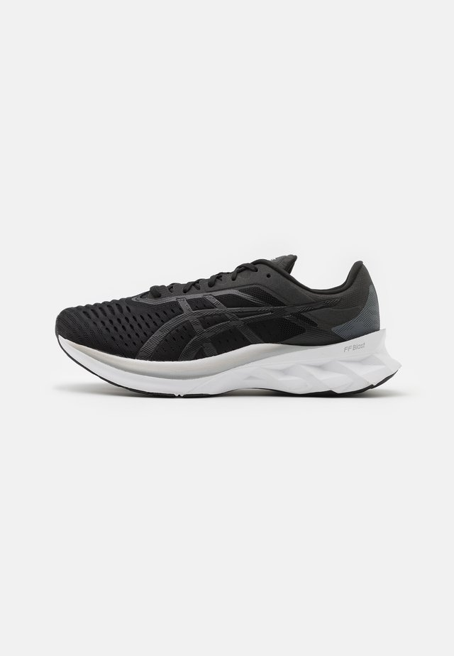 NOVABLAST - Neutral running shoes - carrier grey/black