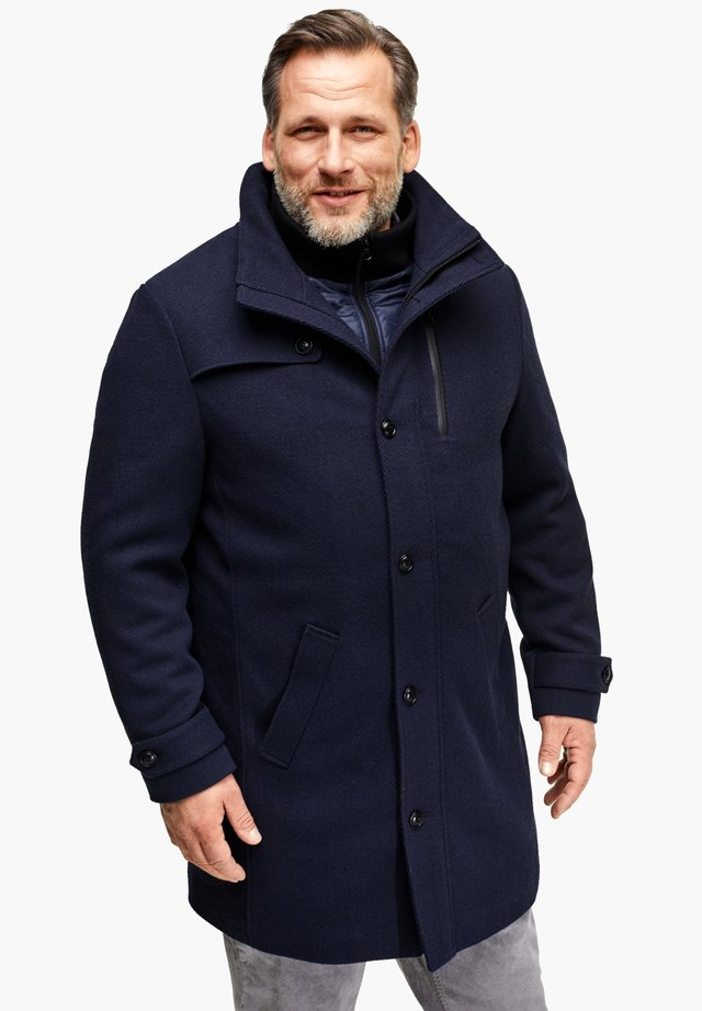 Winter coat - dark blue