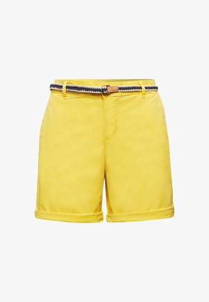 MIT LYCRA XTRA LIFE™ - Shorts - bright yellow
