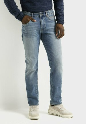 Slim fit jeans - light blue tint