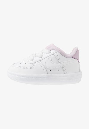 FORCE 1 CRIB - Scarpe primi passi - white/iced lilac