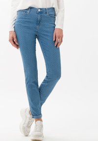 BRAX - Slim fit jeans - blue - 0