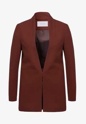 Manteau court - chestnut