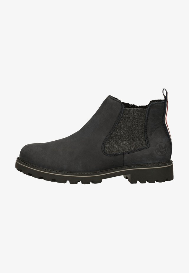 Ankle boots - pazifik/anthrazit 14