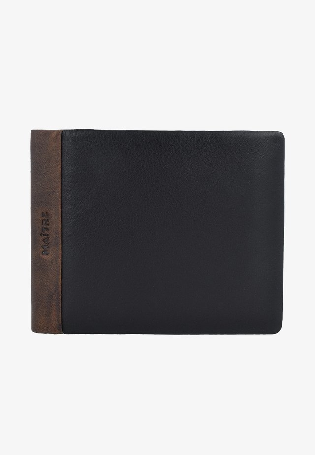 BUNDENBACH - Wallet - dark brown