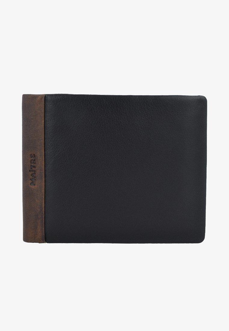 Maître - BUNDENBACH - Wallet - dark brown