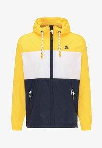 Schmuddelwedda - Waterproof jacket - yellow - 4