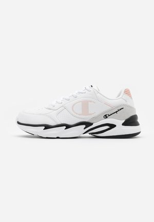 LOW CUT SHOE NORMAN - Sports shoes - white