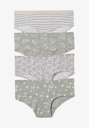 4 PACK - Briefs - grigio rosa st. star